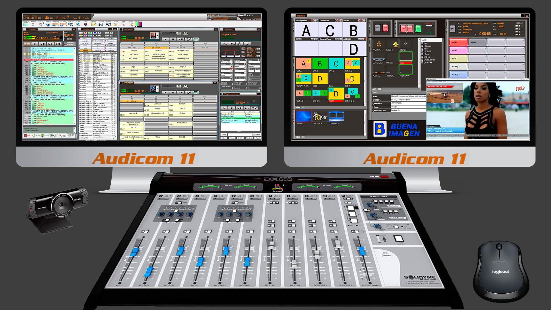 Audicom-Banner-Software-Automatizacion-Solidyne-Televisión-Radio-Emisoras-FM-AM-Internet-Virtual-Online-Buena-Imagen-Bogotá-Colombia